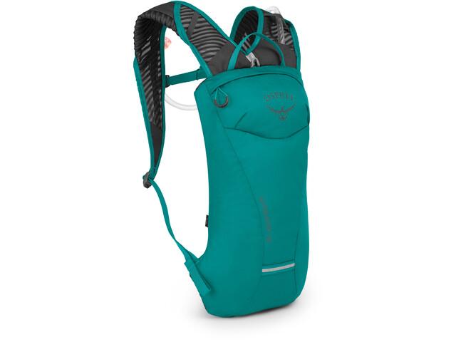 Osprey Kitsuma 1.5 Sac à dos d'hydratation Femme, teal reef